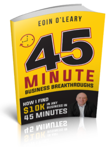 45 Minute Business Growth Transformations